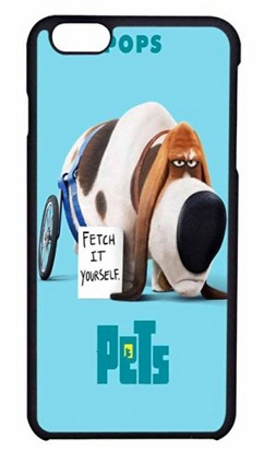 'Secret Life of Pets' iPhone Cases 2016 8