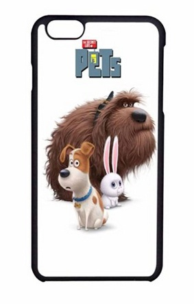 'Secret Life of Pets' iPhone Cases 2016 9