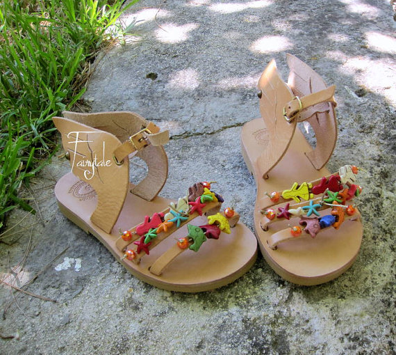 15+ Summer Sandals for Kids 2016 1