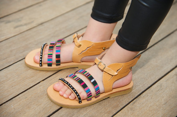 15+ Summer Sandals for Kids 2016 12