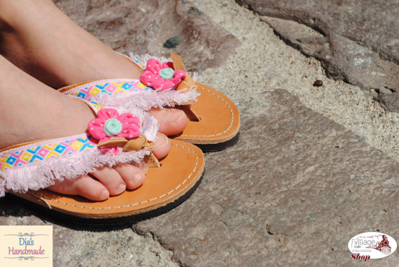 15+ Summer Sandals for Kids 2016 13