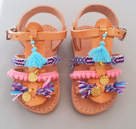 15+ Summer Sandals for Kids 2016 15