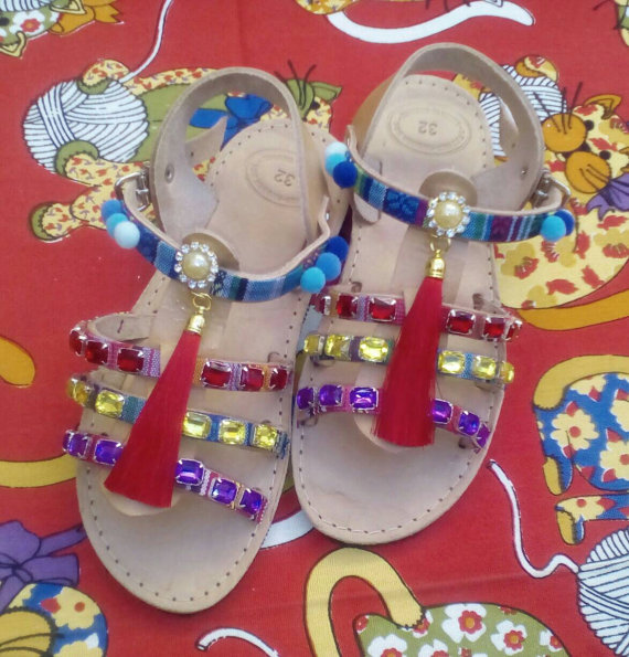 15+ Summer Sandals for Kids 2016 18