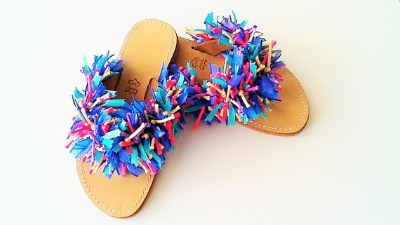 15+ Summer Sandals for Kids 2016 3