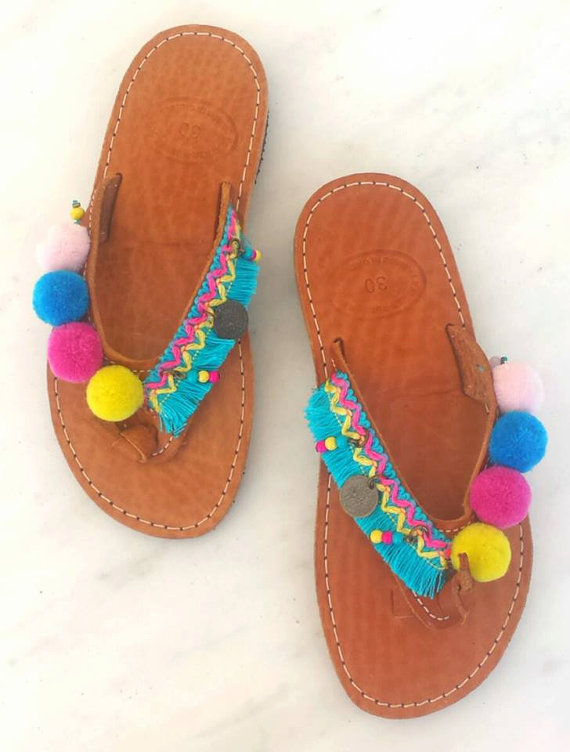 15+ Summer Sandals for Kids 2016 8