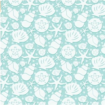 15+ Summer Themed Wrapping Papers 13