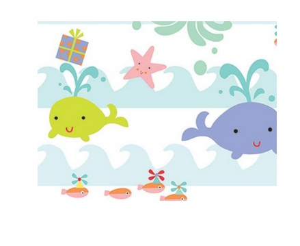 15+ Summer Themed Wrapping Papers 15