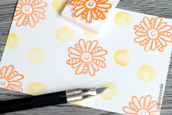 15+ Summer Themed Wrapping Papers 3