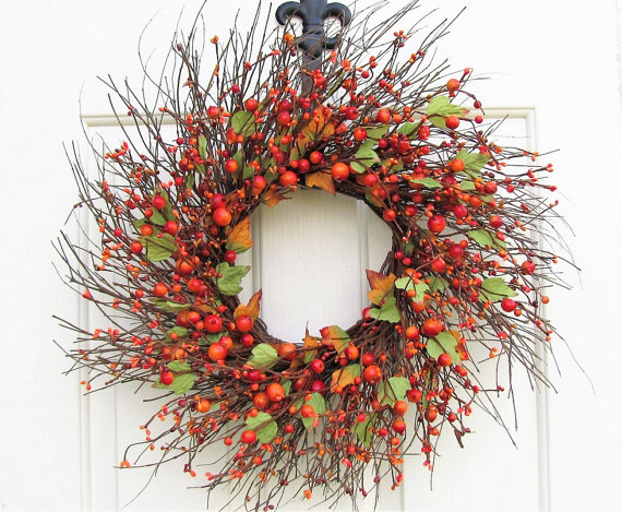 25-amazing-wreaths-for-autumn-2016-25