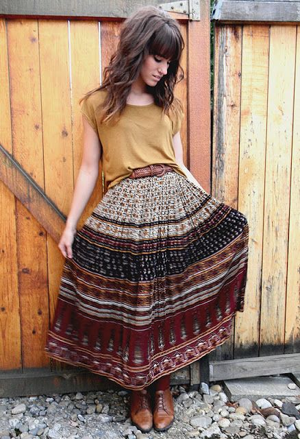 boho-skirts-for-summer-2016-5