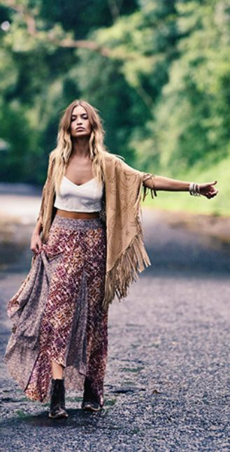 boho-skirts-for-summer-2016-9