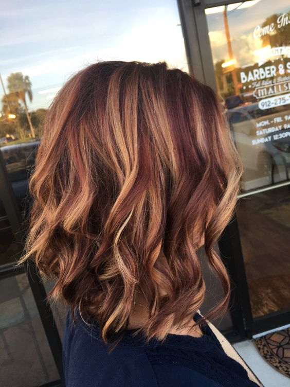 Fall 2016 Hair Colors That You Need To Try  Girlshue