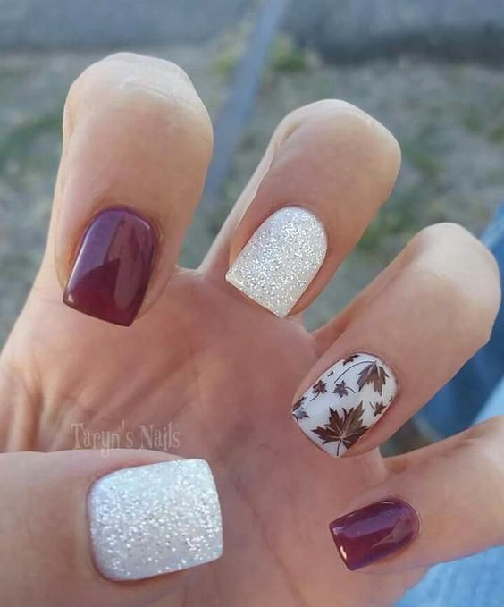 15-autumn-themed-nail-art-ideas-2016-15