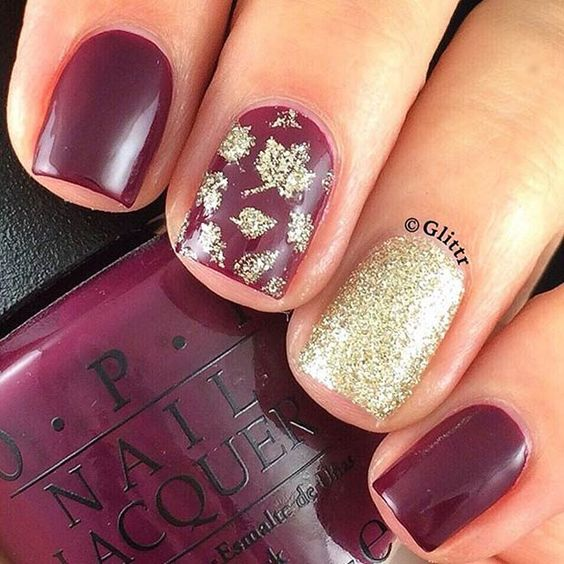 15-autumn-themed-nail-art-ideas-2016-4