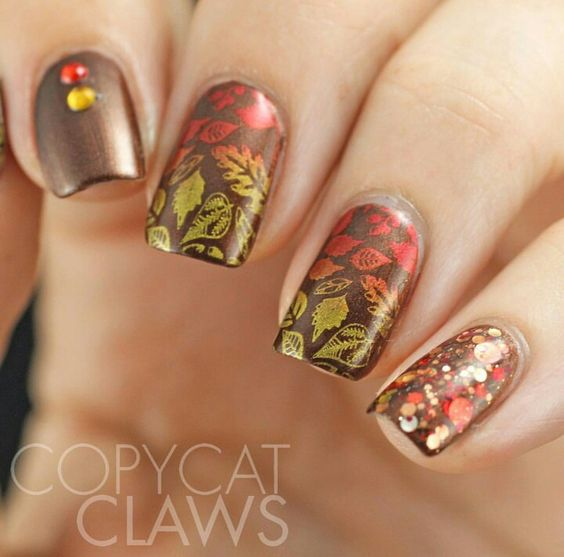 15-autumn-themed-nail-art-ideas-2016-5