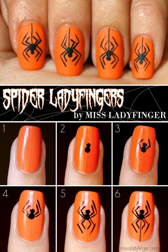 halloween-nail-art-tutorials-2016-3