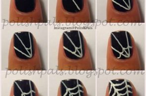 halloween-nail-art-tutorials-2016-4