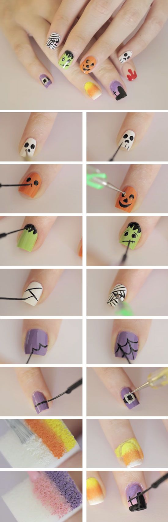halloween-nail-art-tutorials-2016-6