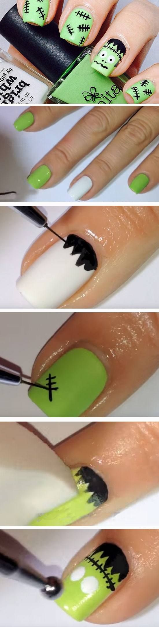 halloween-nail-art-tutorials-2016-9