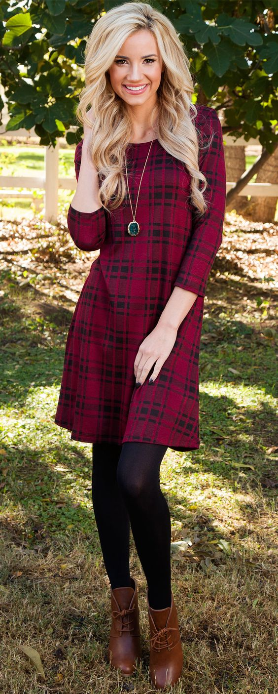lovely-plaid-dresses-for-fall-2016-10