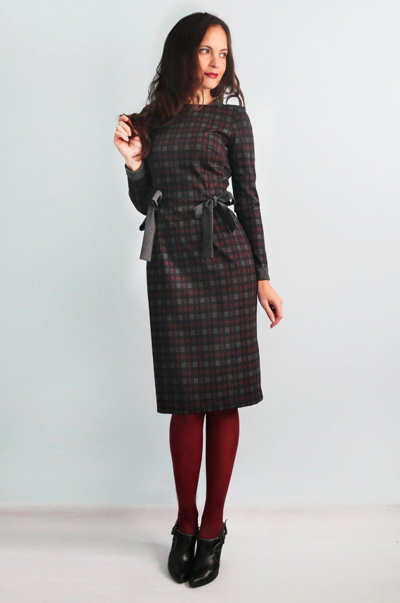 lovely-plaid-dresses-for-fall-2016-13