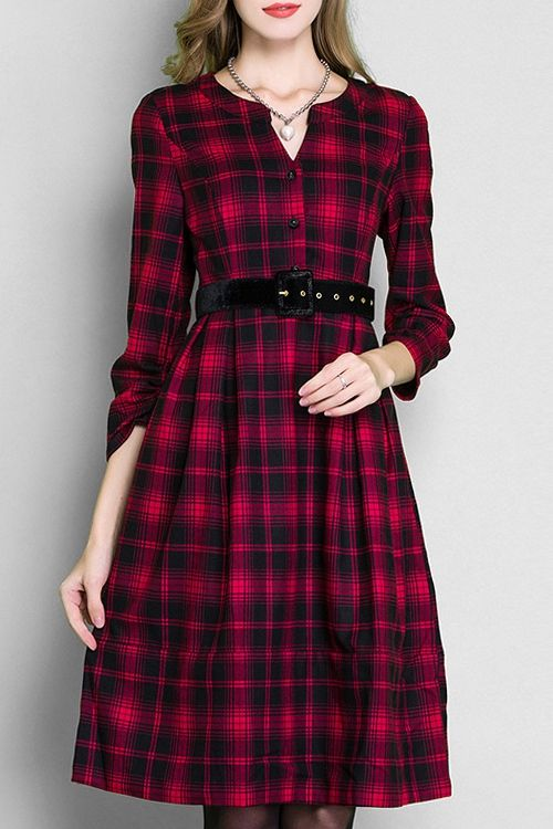 lovely-plaid-dresses-for-fall-2016-15