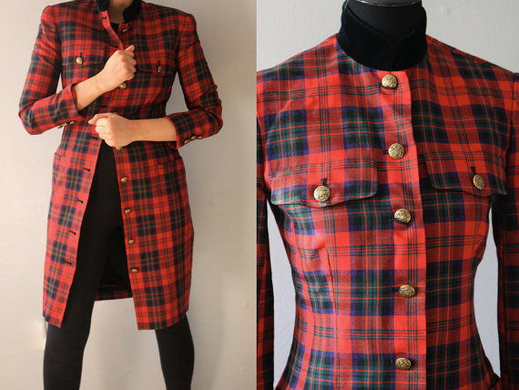 lovely-plaid-dresses-for-fall-2016-3