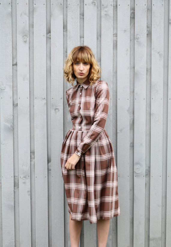 lovely-plaid-dresses-for-fall-2016-5
