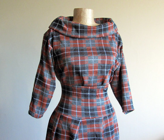 lovely-plaid-dresses-for-fall-2016-6