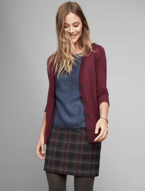 lovely-plaid-skirts-for-fall-2016-13