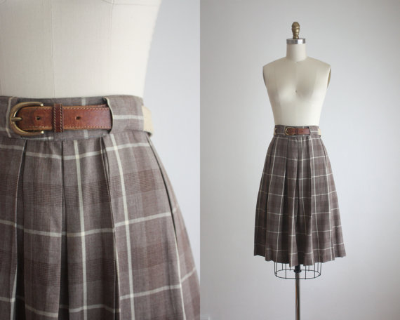 lovely-plaid-skirts-for-fall-2016-2