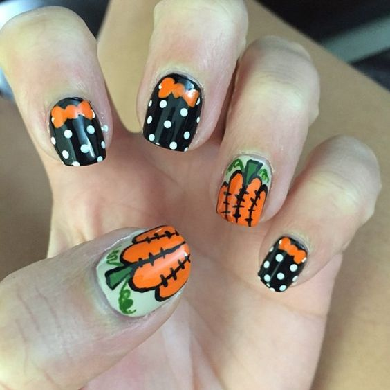 25-pumpkin-nail-art-ideas-2016-17