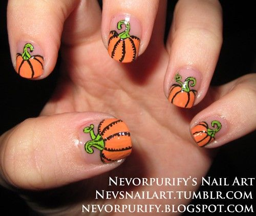 25-pumpkin-nail-art-ideas-2016-19
