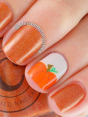 25-pumpkin-nail-art-ideas-2016-5
