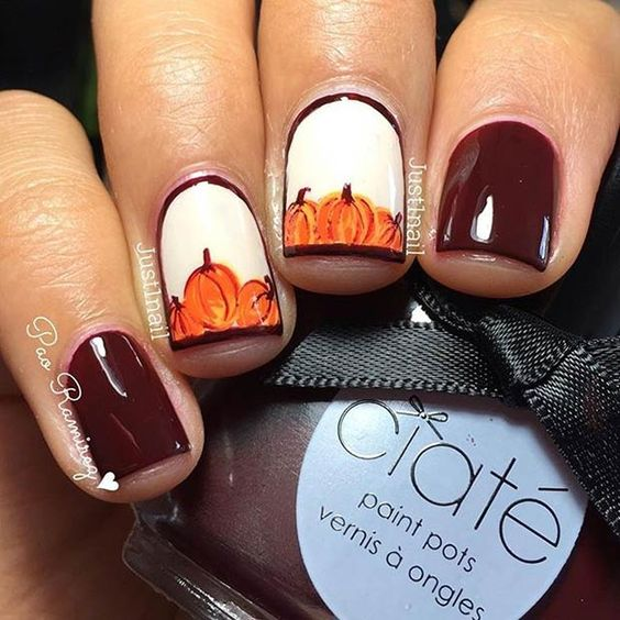 25-pumpkin-nail-art-ideas-2016-6