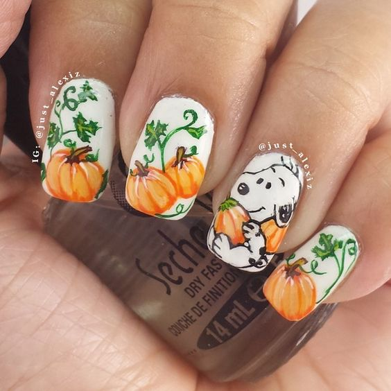 25-pumpkin-nail-art-ideas-2016-7
