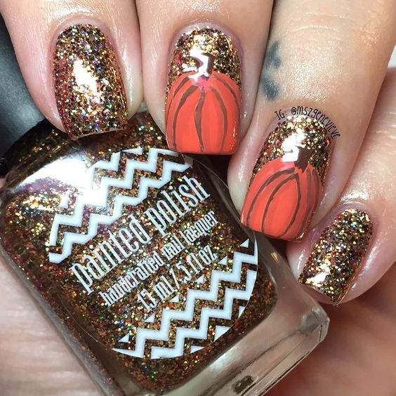 25-pumpkin-nail-art-ideas-2016-8