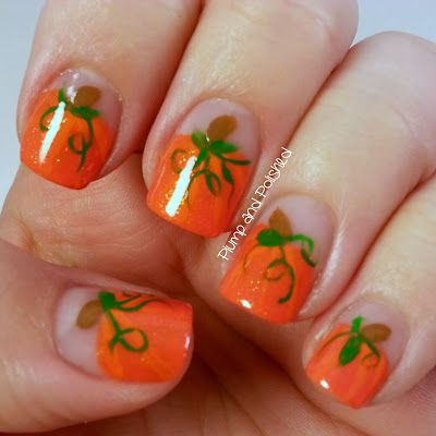 25-pumpkin-nail-art-ideas-2016-9
