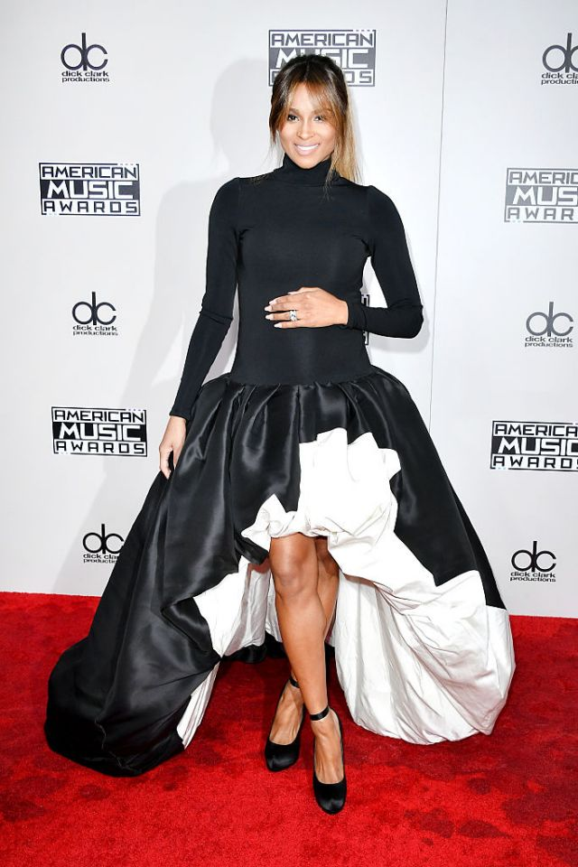 lovely-dresses-from-amas-2016-ciara