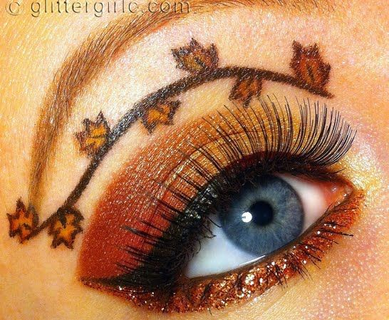 thanksgiving-eyeliner-makeup-ideas-2016-13