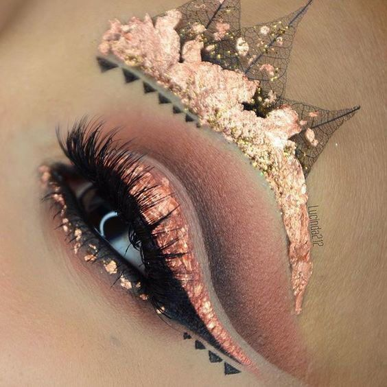 thanksgiving-eyeliner-makeup-ideas-2016-15