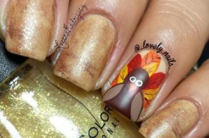 25 very easy  simple stepstep nail art tutorials for