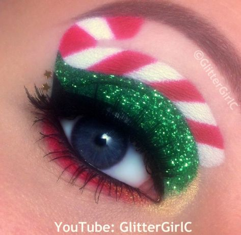 20-festive-and-creative-christmas-makeup-ideas-2016-5