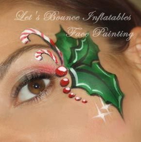 20-festive-and-creative-christmas-makeup-ideas-2016-6
