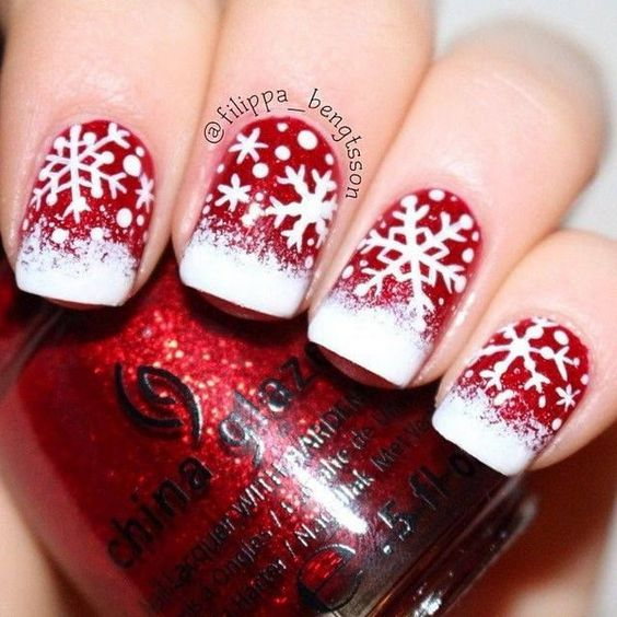 30-creative-snowflake-nail-art-ideas-2016-2