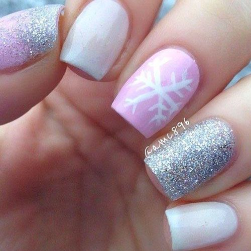 30-creative-snowflake-nail-art-ideas-2016-27