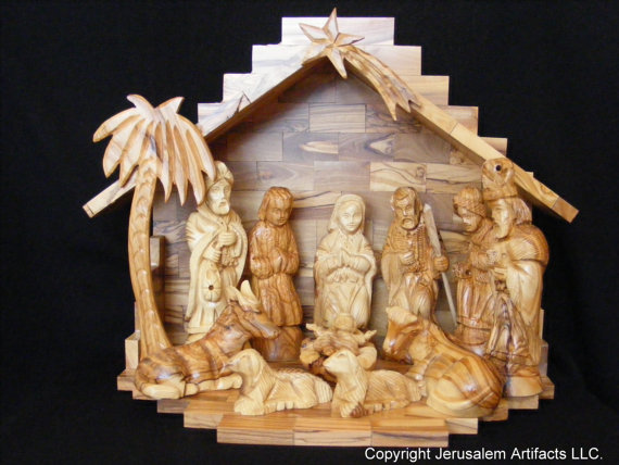 amazing-nativity-sets-and-decorations-2016-6