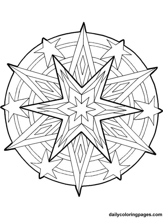 christmas-themed-mandala-tattoo-designs-and-ideas-2016-2