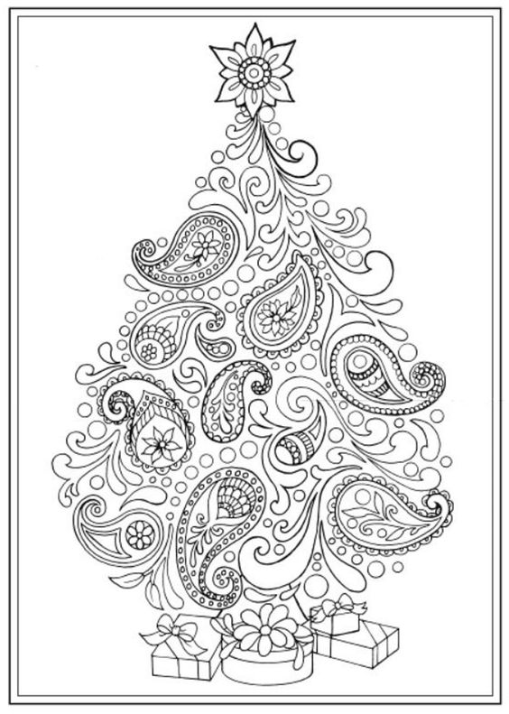 christmas-themed-mandala-tattoo-designs-and-ideas-2016-7