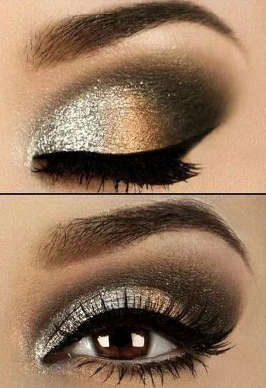 creative-christmas-eyeliner-ideas-2016-3